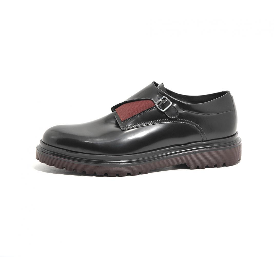 BARRACUDA zapatos hombres BU3161OXFORD IGHT negro AI18